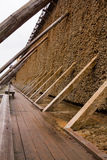 Gradierwerk (Saltwork) κακό Duerrenberg Στοκ εικόνα με δικαίωμα ελεύθερης χρήσης