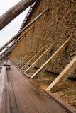 Gradierwerk (Saltwork) Zły Duerrenberg Obraz Royalty Free