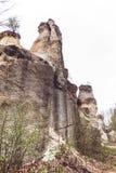 Gradina Zmeilor (сад дракона) Стоковое Изображение