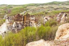 Gradina Zmeilor (il giardino del drago) immagine stock