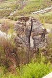 Gradina Zmeilor (il giardino del drago) immagini stock