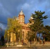 gradinari village church Royalty Free Stock Photography