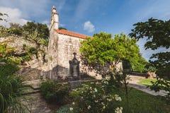 Gradiste monaster w Montenegro Zdjęcia Royalty Free