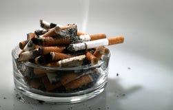 gradite fumare ancora? Immagini Stock