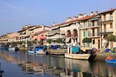 Grado en Italia fotografía de archivo libre de regalías