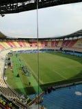 gradskistadion macedonia Real Madrid manchester Arkivbild