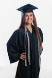 Gradué et fier Photos stock