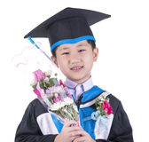 gradué Photos stock