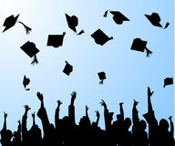 Graduação Imagens de Stock