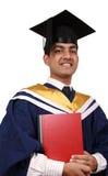 Graduação com trajeto de grampeamento Imagens de Stock