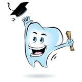 Graduação do dente Imagens de Stock Royalty Free