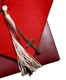 Graduação religiosa fotografia de stock