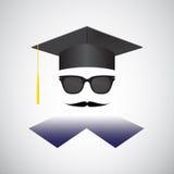 Graduação - retrato Fotografia de Stock