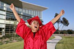 Graduación foto de archivo