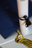graduación 2007 imagen de archivo