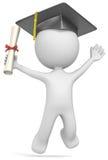 Graduación. Fotografía de archivo