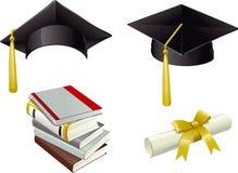 Graduación Imágenes de archivo libres de regalías