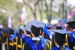 Graduación foto de archivo libre de regalías