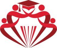 Graduación de los pares Imagen de archivo