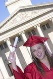 Graduado Imagenes de archivo