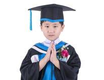 graduado Imagen de archivo libre de regalías