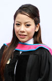 Graduado de la universidad. Imagen de archivo
