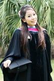 Graduado de la universidad. Imágenes de archivo libres de regalías