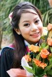 Graduado de la universidad. Foto de archivo
