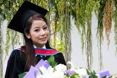 Graduado de la universidad. Imagenes de archivo