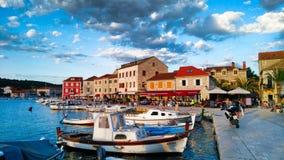 Graduado de Stari, Croácia fotos de stock royalty free