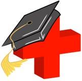 Graduado médico do campo ilustração do vetor
