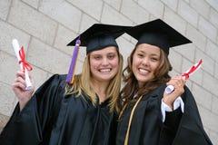Graduados Imagem de Stock