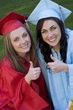 Graduados foto de stock royalty free