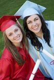 Graduados Imagens de Stock Royalty Free