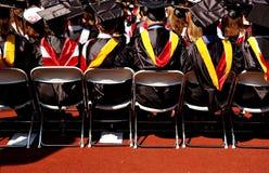 Graduados Imagem de Stock Royalty Free