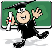 Graduate Royalty Free Stock Photos
