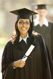 Graduate Stock Image