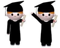 Graduate royalty free stock image
