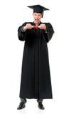 Graduate boy Royalty Free Stock Image