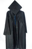 Graduate cap and gown Stock Photography