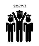 Graduate design Stock Photography