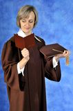 Graduate with diploma Royalty Free Stock Photos