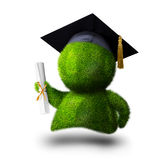 Graduate person Stock Images