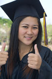 Graduate student 11 Stock Photo