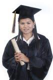 Graduate student 14 Royalty Free Stock Photo