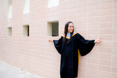Graduate Student Stock Photo