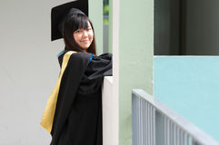 Graduate student Stock Image