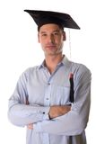 Graduate student Stock Photography