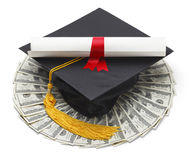 Graduate Success Royalty Free Stock Photo