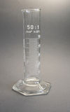 Graduated cylinder Royalty Free Stock Photo